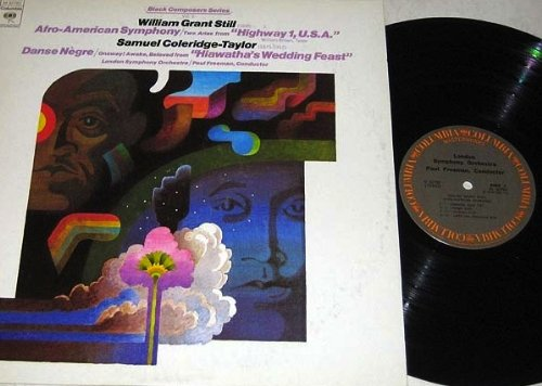 Black Composers Series, Vol  2  Afro- American Symphony