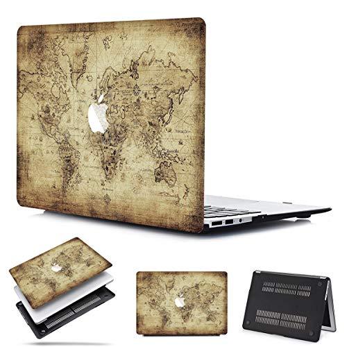PapyHall Vintage Pattern Plastic MacBook