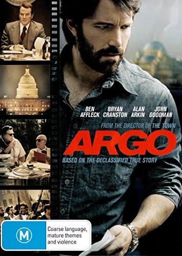Argo | Directed by Ben Affleck | NON-USA Format | PAL | Region 4 Import - Australia