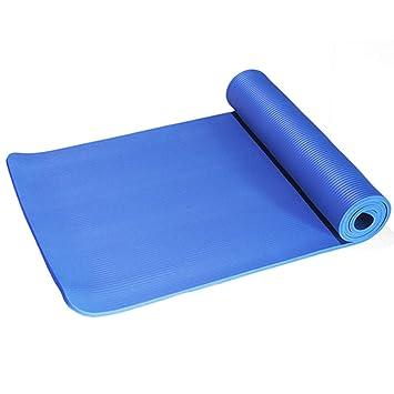 GHFCHN Estera De Yoga Yoga Mat Gruesa Antideslizante Yoga ...