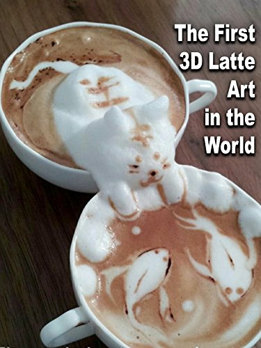 Clip: The First 3D Latte Art in the World