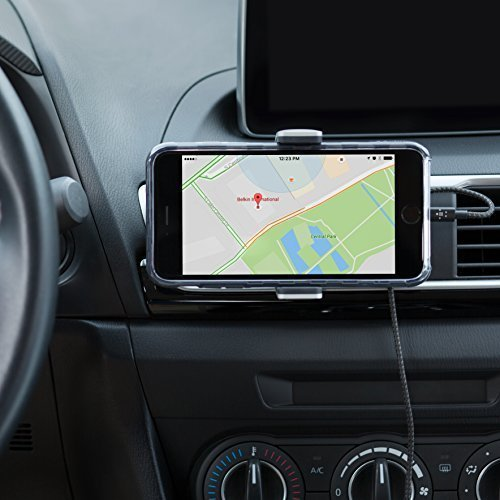 Belkin F7U017bt Universal Car Vent Mount for iPhone, Samsung Galaxy and Most Smartphones up to 5.5 inches (Latest Model) by Belkin (Image #10)