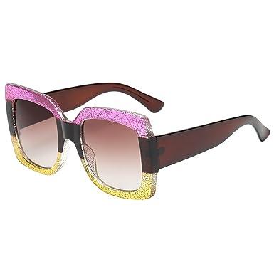 Sallydream Gafas de sol mujeres Vintage Ojo de Gato Gafas de ...