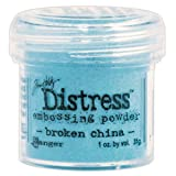 Ranger 1 Ounce Distress Embossing Powder, Antique