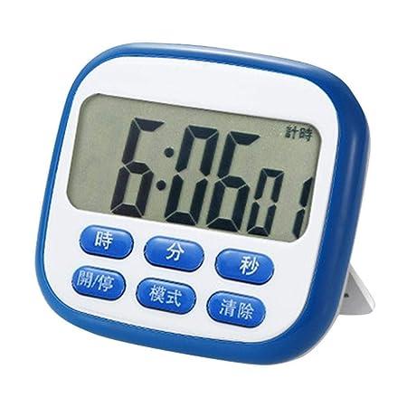 Compra Temporizador Magnético Digital con Reloj For Cocina ...