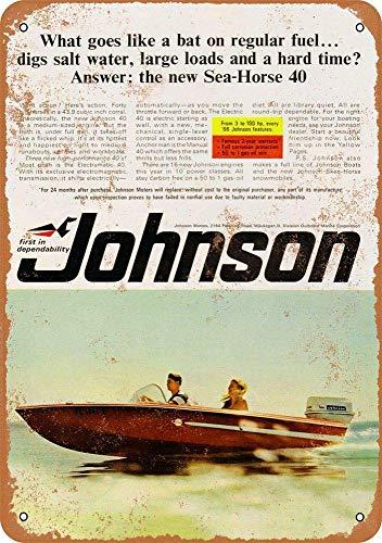 Johnson Sea-Horse Outboard - Trainers4Me