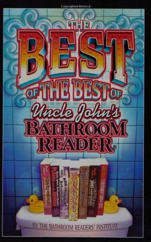 Uncle Johns 24-Karat Gold Bathroom Reader (Uncle Johns Bathroom Reader)