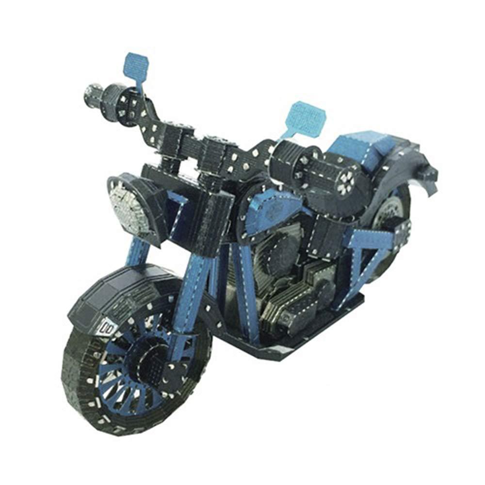 Metal Brick 3D Inno Metal Model Motorcycle