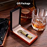 CIGARLOONG Cigar Punch Stainless Steel Removable