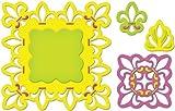 Spellbinders Shapeabilities Pendants Dies, Fleur De Lis