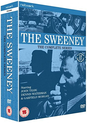 Box Reg Series - The Sweeney (Complete Series) - 14-DVD Box Set [ NON-USA FORMAT, PAL, Reg.2 Import - United Kingdom ]