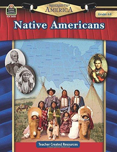 Spotlight On America: Native Americans pdf