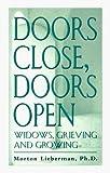 img - for Doors Close, Doors Open by Morton A. Lieberman (1996-04-02) book / textbook / text book