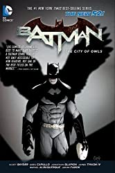 Batman Volume 2: The City of Owls HC (The New 52) by Snyder, Scott on 02/04/2013 unknown edition