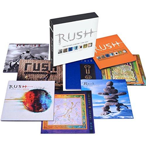 Rush - The Studio Albums 1989-2007 (7cd) - Zortam Music