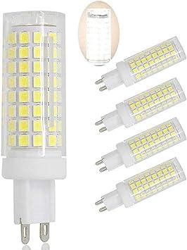 DEL g9 7 W Super Bright 60 W Ampoule Halogène équivalent Daylight 6 Lacs G9 ampoule DEL