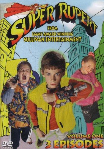 Super Rupert - Volume 1 & Volume 2
