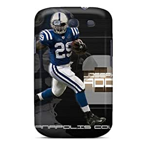 Hot Style NzR3104IBjF Protective Cases Covers For Galaxys3(indianapolis Colts)