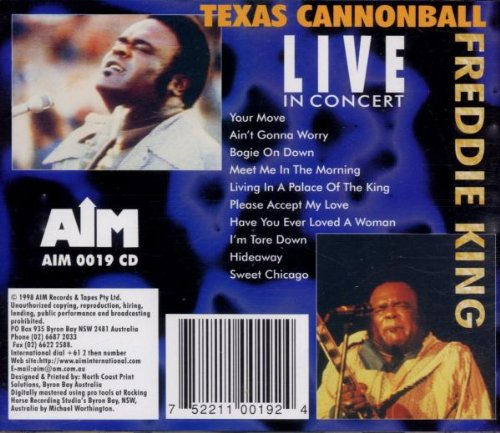 Live in Concert by Aim Records