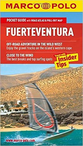 Fuerteventura Marco Polo Pocket Guide Marco Polo Travel Guides