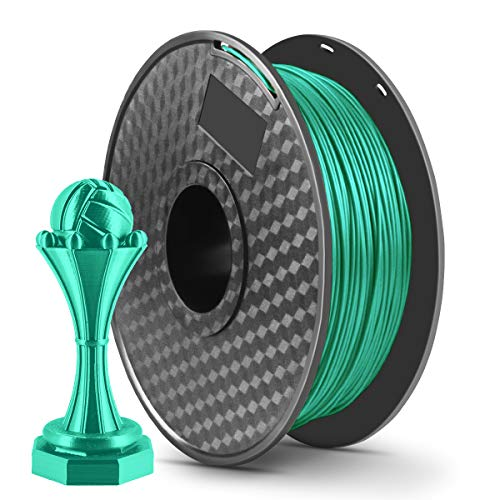 LONENESSL 3D PLA Printing Filament 1.75mm 1KG Spool Printer Filament Bundle, Dimensional Accuracy +/- 0.02 mm Printer Consumables