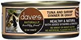 Cheap Dave'S Pet Food Tuna And Shrimp Food (24 Cans Per Case), 5.5 Oz.