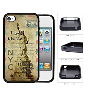 Diy For Iphone 4/4s Case Cover es, Cool New York City urban White Phone Protective Cover Case Mate Diy For Iphone 4/4s Case Cover