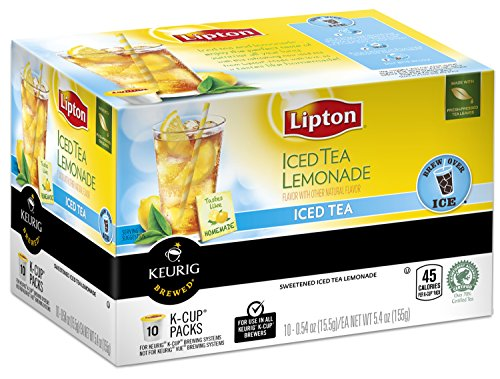 Lipton Iced Tea K Cups