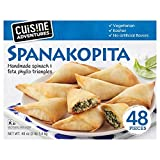 Cuisine Adventures Expect More Spanakopi...