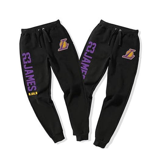 WLDSH Pantalones de Hombre NBA Michael Jordan Training Running ...
