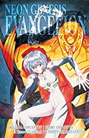 Neon Genesis Evangelion, Volume 2, Part 1: Includes Vols. 4, 5 &am