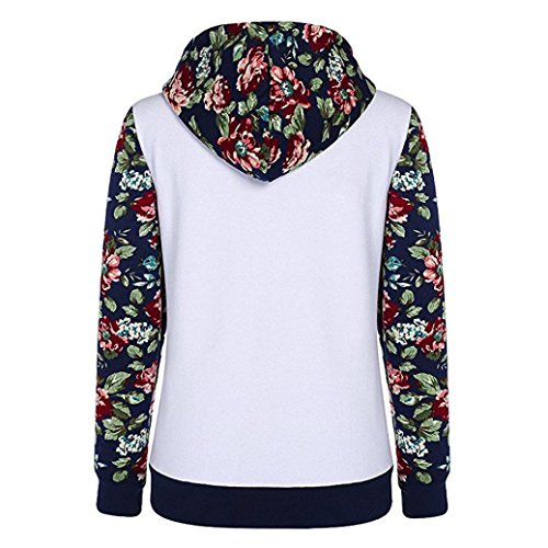 Retro Sweat Automne Hiver Femme Reaso Casual Hooded Hoodie Sweat Sweatshirt Shirt XwqTxZRT