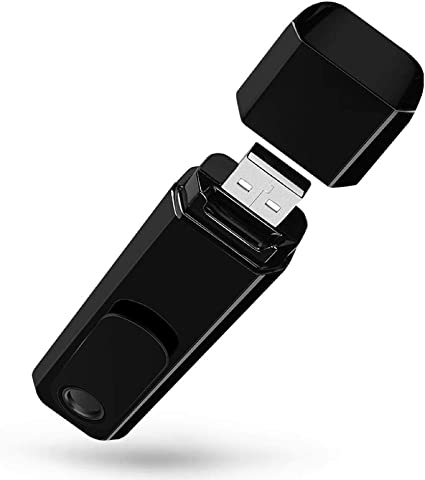 SHONIN Pen Wearable Body Camera and Spy Cam 1080P Full HD Wide Angle with Audio Recorder