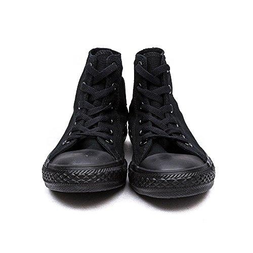 Converse Chuck Taylor All Star Hi, Zapatillas Altas Unisex Niños Negro (Black)