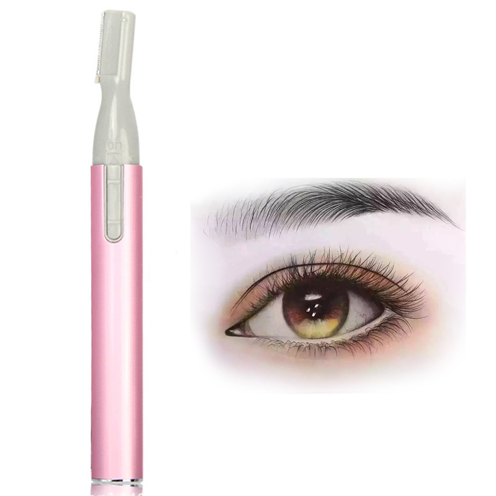 Amazon Electric Eyebrow Trimmer Mmini Rotatable Women Lady