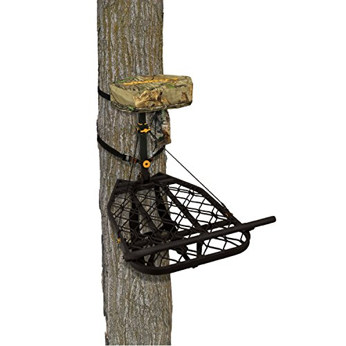 Muddy Vantage Point Fixed Position Treestand, Black