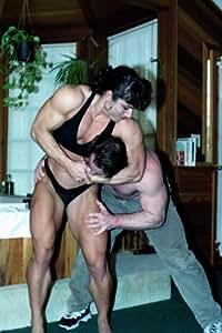 Women's Wrestling - LSP-PP185 - My Little Whipping Boy - featuring Annie Rivieccio