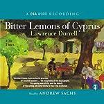 Bitter Lemons of Cyprus | Lawrence Durrell