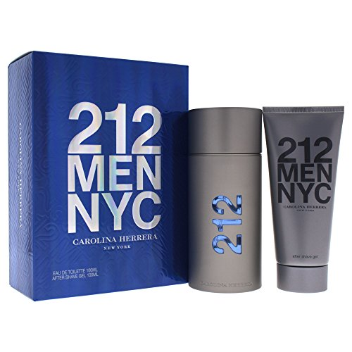 - Carolina Herrera 212 Gift Set for Men