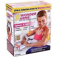 - Machine de musculation pour le haut du corps et les bras Wonder Arms, comme vu à la télé