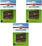 Kaytee SuperPet Apple Orchard Sticks (Pack of 3)