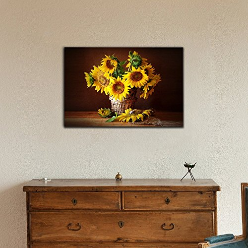 Still Life with Sunflower and Butterfly