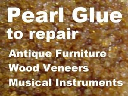 Traditional Hide glue for Wood Cloth /& Leather furniture 1 KG 1kg  Pearl Glue
