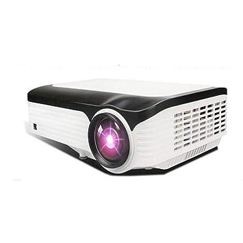 Link Co Proyector 1080P Nativo 1920 x 1080 Proyector de películas ...