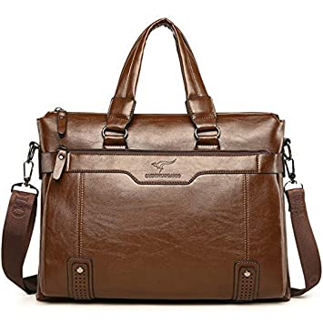 Occientec Sac Porte Document Femme Sac Business Homme Sac A Main Sacoche Business Homme En Pu Cuir