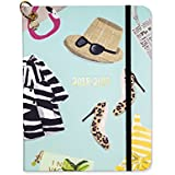 Kate Spade New York 13 Month Medium Planner Illustrative, 2018 through 2019