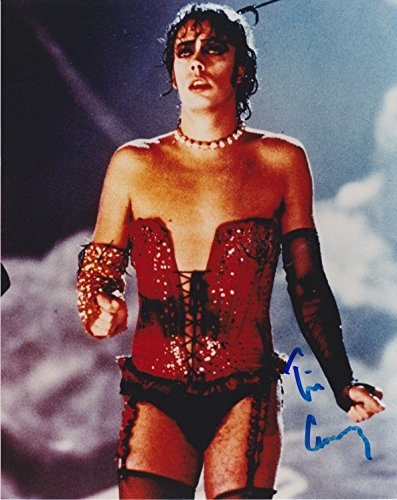 Tim Curry (Rocky Horror Picture Show) signed 8x10 photo