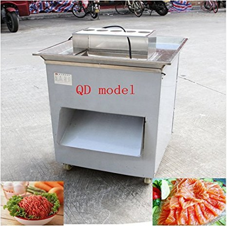 Hanchen Instrument QD vertical type meat cutting machine 1500KG/HR shredded kelp cutter meat cutter meat slicer(380V) (other size)