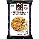 Food Should Taste Good, Tortilla Chips, Multigrain Bean Chips, Pinto Bean, 5.5 oz (Pack of 12)