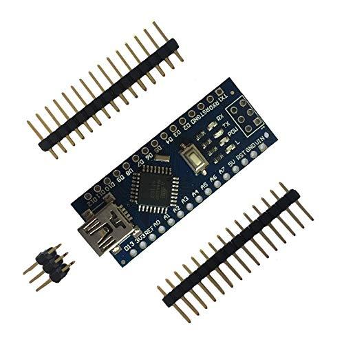 Regulador de voltaje de placa de microprocesador mini nano V3.0 ATmega328 5 V compatible con Arrayino para Arduino compatible